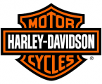 Harley Davidson logo 02 iron on transfer