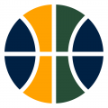 Utah Jazz 2016-17-Pres Alternate Logo decal sticker