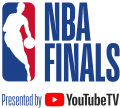 NBA Finals 2018-2019-Pres Alternate decal sticker
