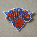New York Knicks Logo Iron On Embroidered Patches
