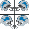 Detroit Lions Helmet Logo 2003-2008 DIY iron on transfers