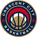 New Orleans Pelicans 2013-14-Pres Secondary Logo decal sticker