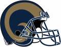 Los Angeles Rams 2016 Helmet iron on transfer