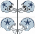 Dallas Cowboys Helmet Logo 1977-Present DIY iron on transfers