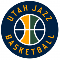 Utah Jazz 2017-Pres Alternate Logo 01 decal sticker