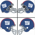New York Giants Helmet Logo 2000-Present DIY iron on transfers