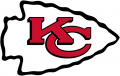 Kansas City Chiefs 1972-Pres Primary Logo iron on transfer