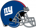 New York Giants 2000-Pres Helmet decal sticker
