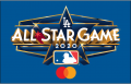 MLB All-Star Game 2020 Sponsored decal sticker