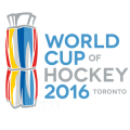 World Cup of Hockey 2016-2017 Secondary decal sticker