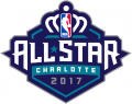 NBA All-Star Game 2016-2017 Unused decal sticker