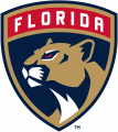 Florida Panthers 2016 17-Pres Primary Logo iron on transfer