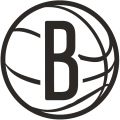 Brooklyn Nets 2013-Pres Alternate Logo iron on transfer