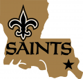 New Orleans Saints 2006-Pres Alternate Logo iron on transfer