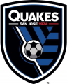 San Jose Earthquakes Logos 01 decals stikckers