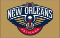 New Orleans Pelicans 2014-Pres Primary Logo decal sticker