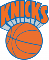 New York Knicks 1989-1991 Primary Logo decal sticker
