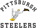 Pittsburgh Steelers 1954-1959 Alternate Logo decal sticker