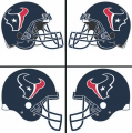 Houston Texans Helmet Logo 2002-Present DIY iron on transfers