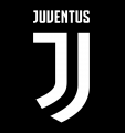Juventus 2017-Pres Alternate Logo 01 iron on sticker