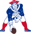 New England Patriots 1989-1992 Primary Logo decal sticker