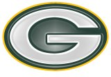 green bay packers 1980-pres primary plastic effect logo iron on transfer