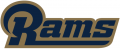 Los Angeles Rams 2016 Wordmark Logo iron on transfer