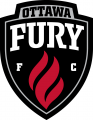 Ottawa Fury FC Logos timeline iron on transfer iron on transfer