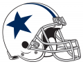 Dallas Cowboys 1960-1963 Helmet decal sticker