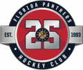 Florida Panthers 2018 19 Anniversary Logo iron on transfer