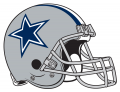 Dallas Cowboys 1977-Pres Helmet decal sticker