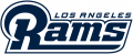 Los Angeles Rams 2017-Pres Wordmark Logo iron on transfer