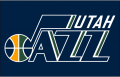 Utah Jazz 2017-Pres Primary Dark Logo decal sticker