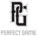 PERFECT GAME logo iron on transfer