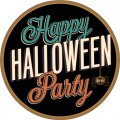Halloween party shirt DIY iron on stickers (heat transfer) 5