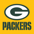 Green Bay Packers 1980-Pres Alternate Logo 01 decal sticker