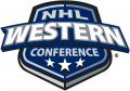 NHL Western Conference 2005-2006-Pres iron on transfer
