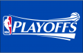 NBA Playoffs 2006-2016 Primary Dark decal sticker