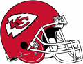 Kansas City Chiefs 1974-Pres Helmet iron on transfer