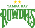 Tampa Bay Rowdies Logos 01 iron on transfer iron on transfer