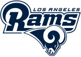 Los Angeles Rams 2017-Pres Alternate Logo 01 iron on transfer