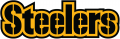 Pittsburgh Steelers 2002-Pres Wordmark Logo decal sticker