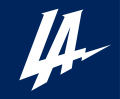 Los Angeles Chargers 2017 Unused Logo 01 decal sticker