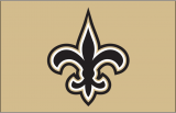 New Orleans Saints 2017-Pres Primary Dark Logo iron on transfer
