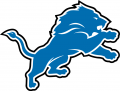 Detroit Lions 2009-2016 Primary Logo decal sticker