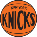 New York Knicks 2011-12-Pres Alternate Logo 03 decal sticker