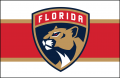 Florida Panthers 2016 17-Pres Jersey Logo iron on transfer