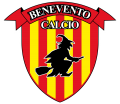 Benevento Calcio logo 02 iron on transfer