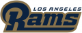 Los Angeles Rams 2016 Wordmark Logo 01 iron on transfer