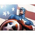 Captain America DIY decals stickers 3